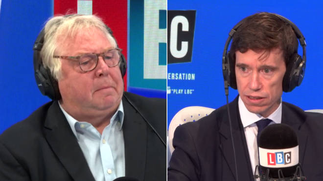 Nick Ferrari grilled Rory Stewart about his constituency