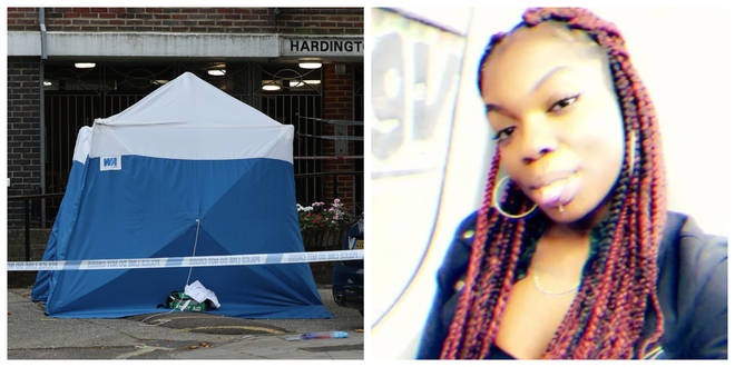 Sahkira Mercedes Gwendolin Loseke, 22, has been named as the stabbing victim who died in Camden