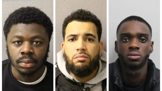 Grime artist Asco has been jailed for running a criminal gang transporting drugs across county lines