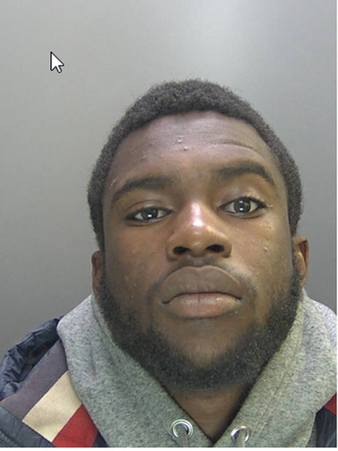 Denzel Nimoh, 20, from Coventry, was sentenced to five-years and seven months