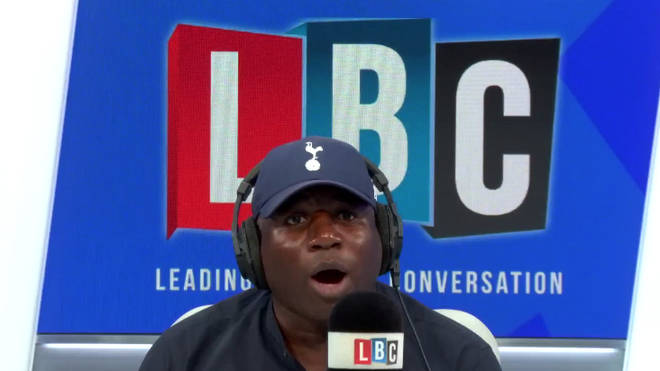 David Lammy is shocked to hear that a Conservative candidate will now vote Labour