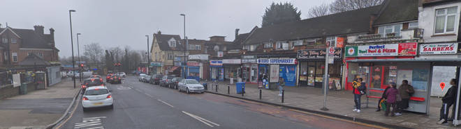 Three men have been arrested on suspicion of murder after a man was stabbed on Downham Way