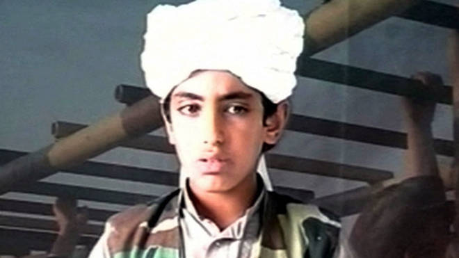 Hamza bin Laden was killed in a US operation, Donald Trump said
