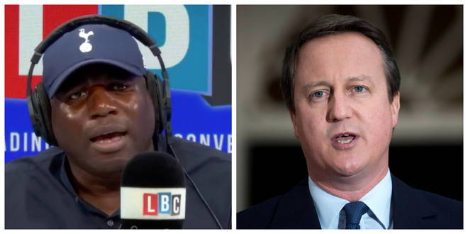David Lammy Blasts David Cameron For Not Legalising Marijuana