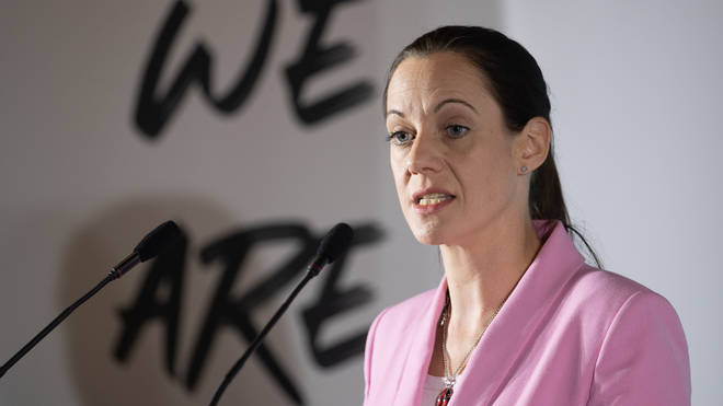 Annunziata Rees-Mogg Says Leave Voters Knew Exactly What They Were Voting For