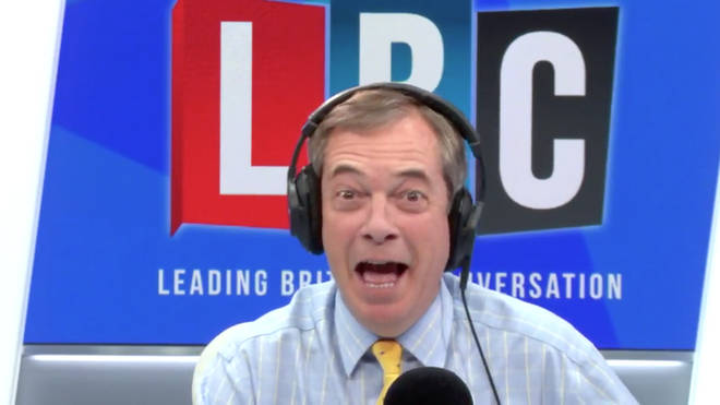 The Nigel Farage Show: Live From 10am