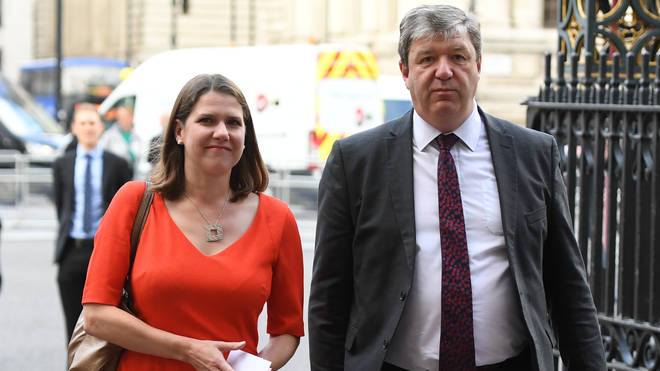 Alistair Carmichael says it's credible that Jo Swinson could be PM