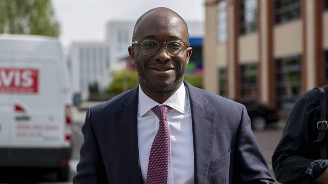 Sam Gyimah said he defected because the Tories no longer have 'liberal values'