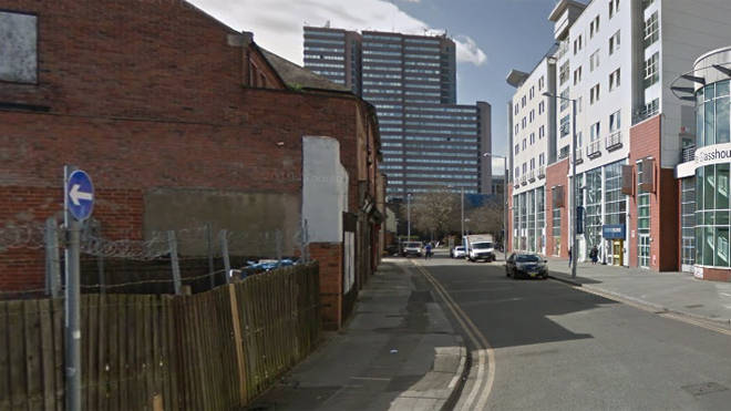 The victim was stabbed to death on union road in Nottingham