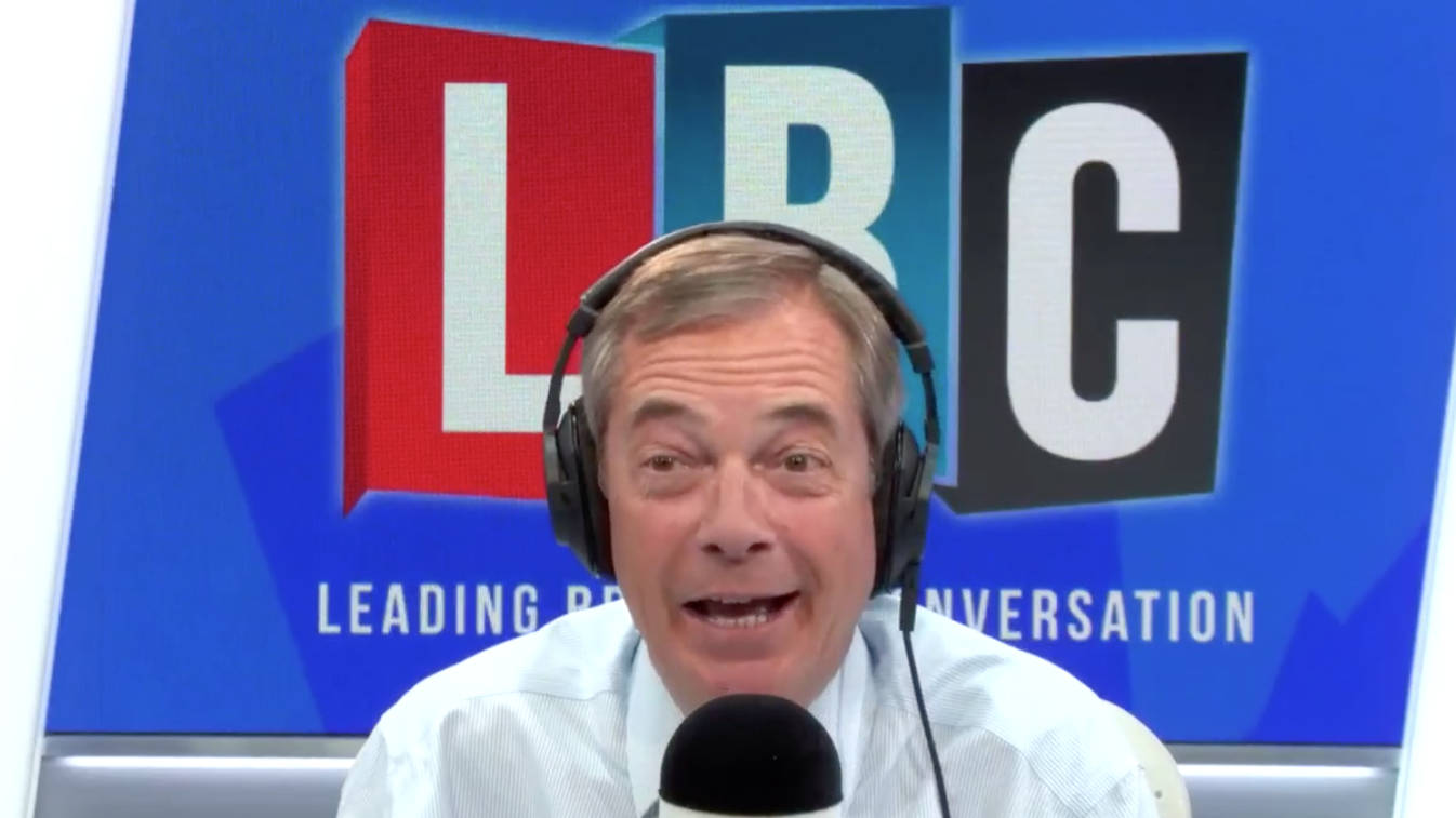 This Caller Has Some Stern Words For David Cameron