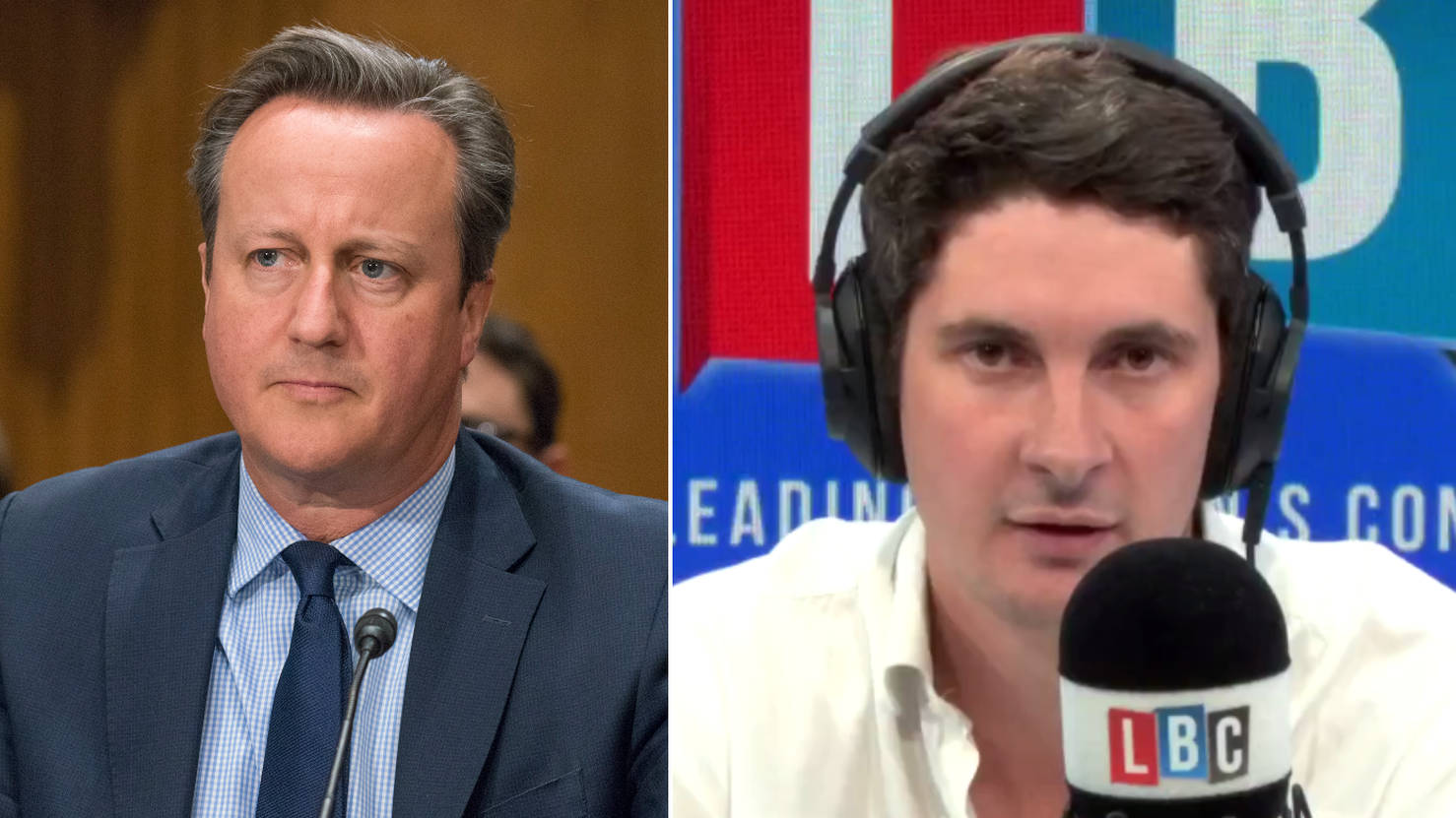 """""""Disgraceful"""": Tom Swarbrick Hammers Observer Over Comments On David Cameron's Dead Son"""