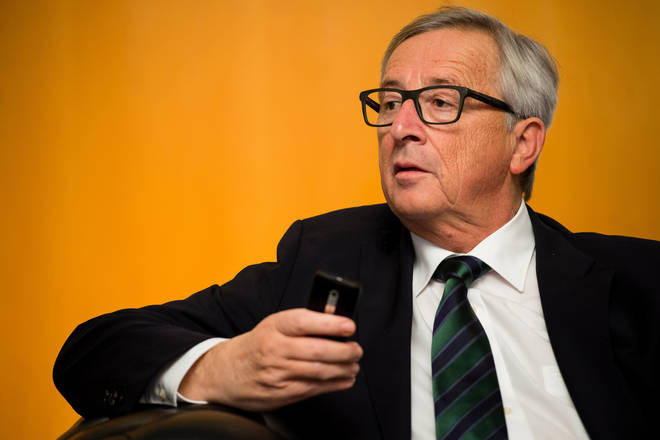 """Mr Juncker said last week there was no """"reason to be optimistic"""" about a new deal being struck"""