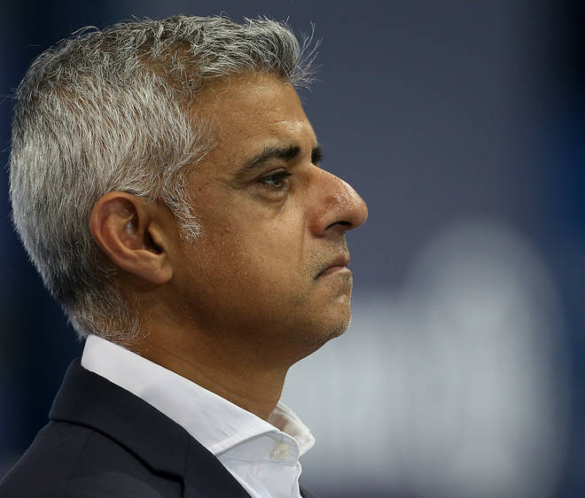 "Logan accused Sadiq Khan of ""falling asleep at the wheel"" when it comes to knife crime"