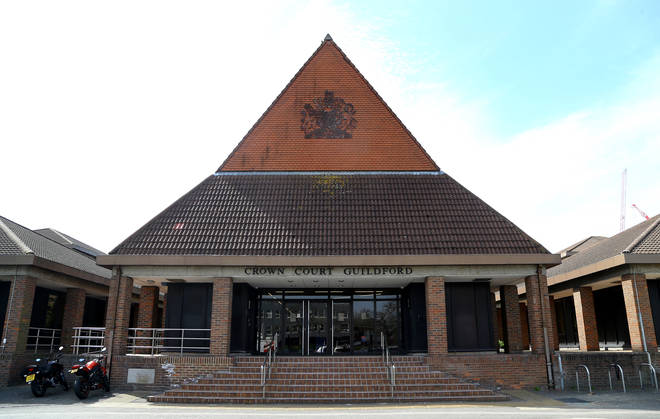 Derek Seekings denied seven counts of rape at Guildford Crown Court