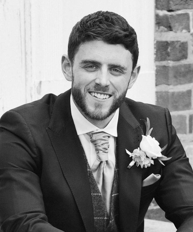 PC Harper had got married just four weeks before his death