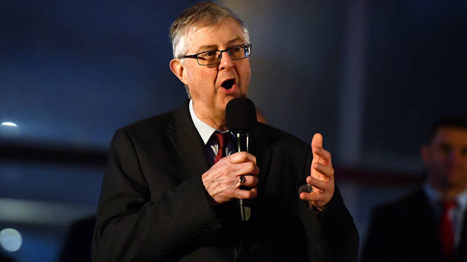 Mark Drakeford said Wales was stronger as part of the United Kingdom