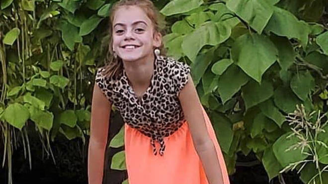 Lily Mae Avant, from Texas, died after going swimming in lakes and rivers