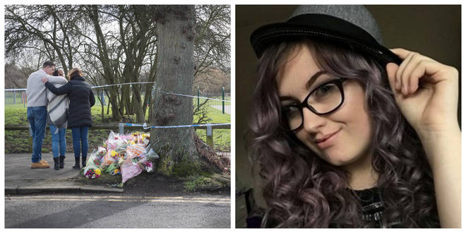 Jodie Chesney, 17, died after being stabbed in the back