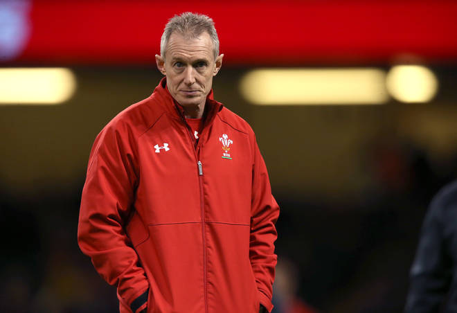 Rob Howley has been sent home from Japan while the investigation is carried out