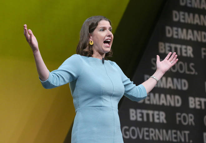 Jo Swinson Pledged To Revoke Article 50 If Made Prime Minister