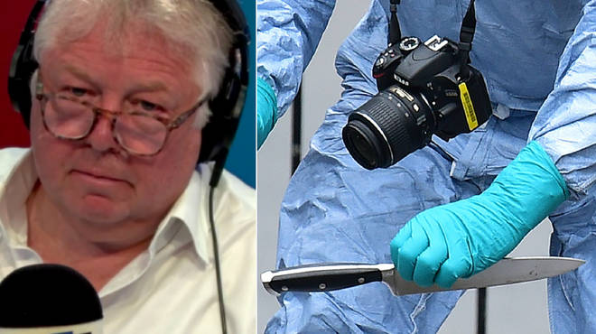 Nick Ferrari was shocked by what he heard from his caller