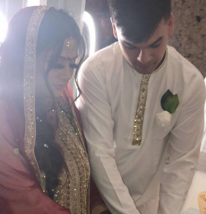 Zayn Malik's youngest sister married just three days after turning 17