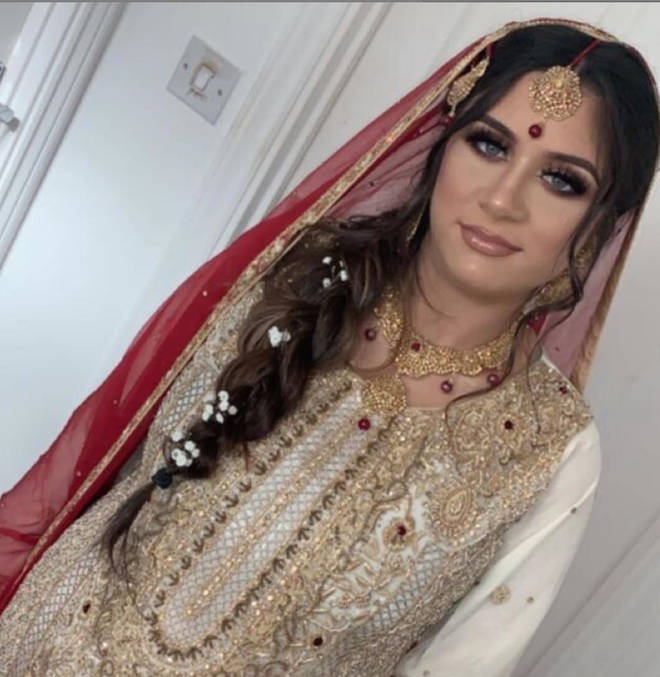 Safaa Malik married her boyfriend Martin on Monday