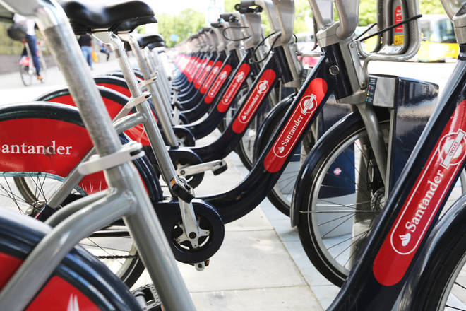 Londoners will be encouraged to walk and cycle for the day