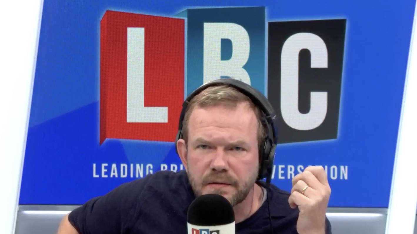 """Emotional Brexiter Told James O'Brien: """"I Was Fooled, I'd Vote Remain Now"""""""