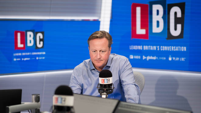David Cameron spoke about the Guardian's 'privileged pain' article