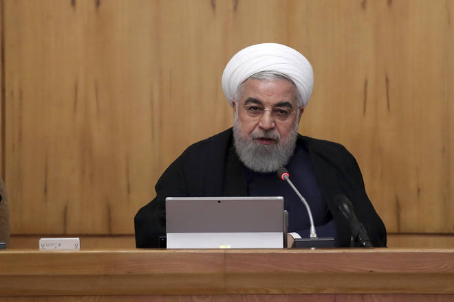 Iran has repeatedly denied responsibility for the attacks