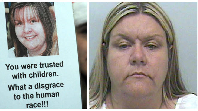 Vanessa George, dubbed Britain's worst female paedophile, has been released from prison