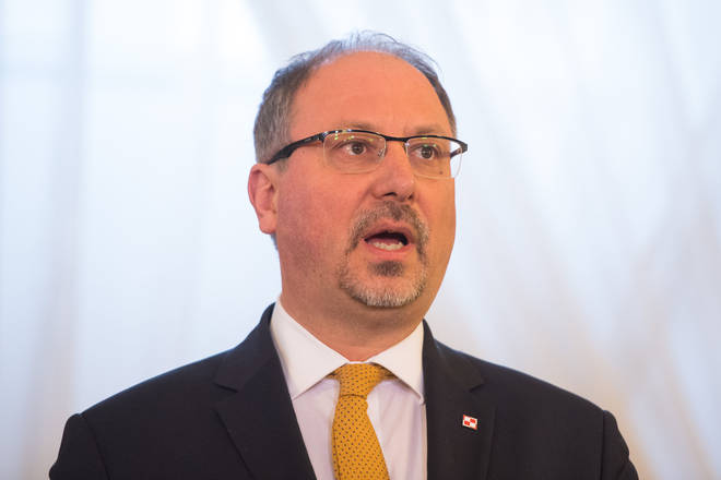 Arkady Rzegocki was concerned about the settled-status application process