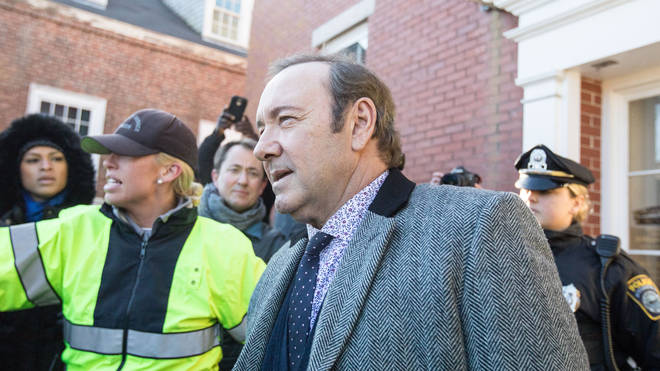 Kevin Spacey has been accused of sexual assault by multiple people