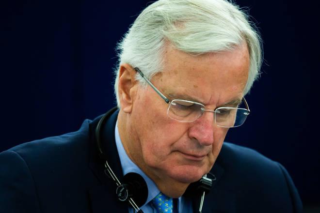 The EU's chief Brexit negoiator