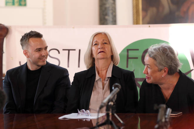 Sally's sons campaigned for her sentence to be reduced