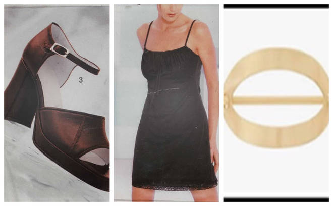 Suffolk Police have released images of what Victoria was wearing on the night she died