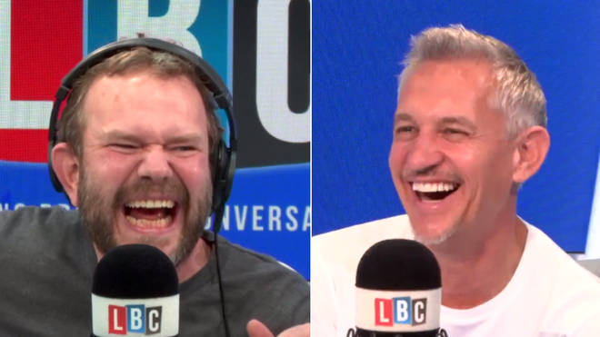 Gary Lineker faced the toughest question he's ever been asked