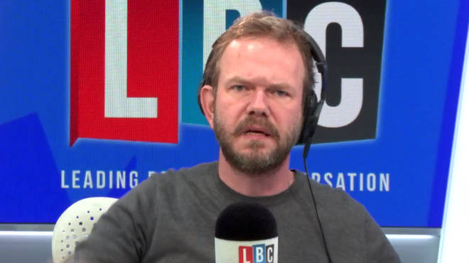James O'Brien was fuming at the Corbyn-backers