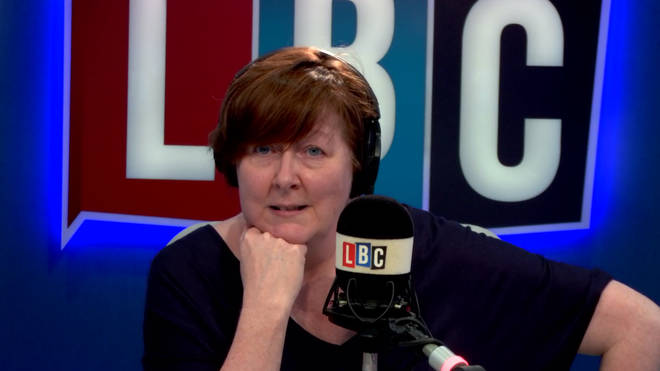 Shelagh Fogarty couldn't believe she was having this conversation about Yulia Skripal.