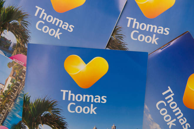 Thomas Cook is seeking an emergency fire-sale to avert collapse