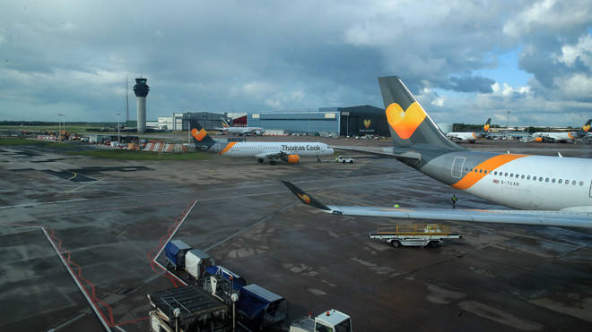 Thomas Cook needs to secure £200m in funding to avert going under