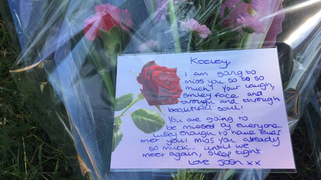 A body has been found in the search for Keeley Bunker who went missing after a gig