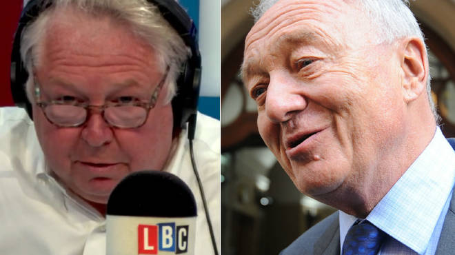Nick Ferrari spoke to Ken Livingstone