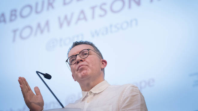 "Senior Labour MEP Will Vote Against ""Ill-Advised"" Plot To Oust Tom Watson"