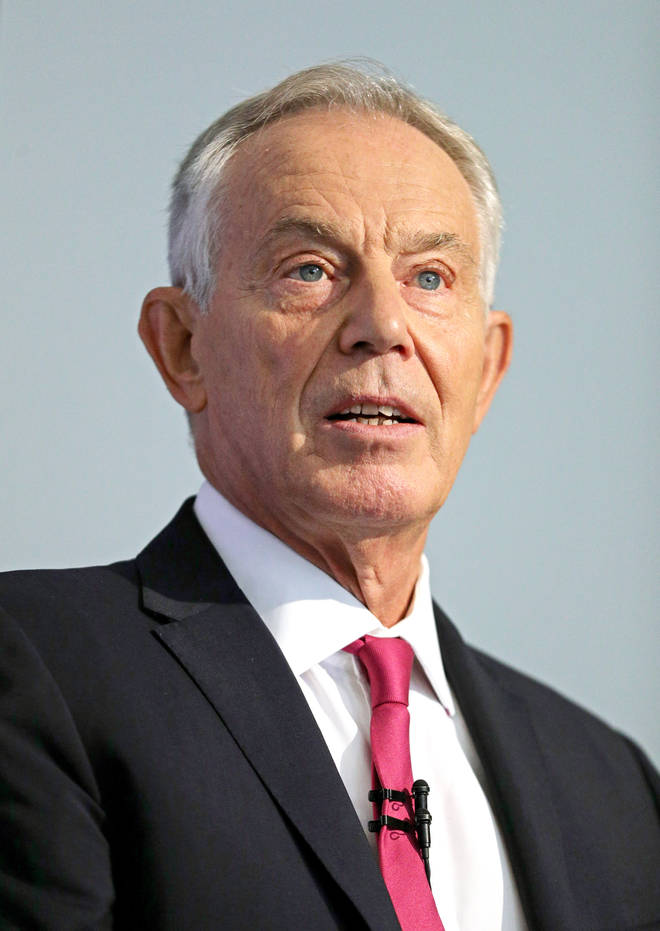 Mr Blair has slammed the move