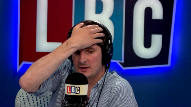 Tom Swarbrick in an exasperating debate on homosexuality.