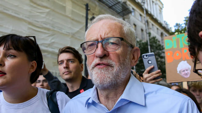 Jeremy Corbyn stepped in to stop the vote happening