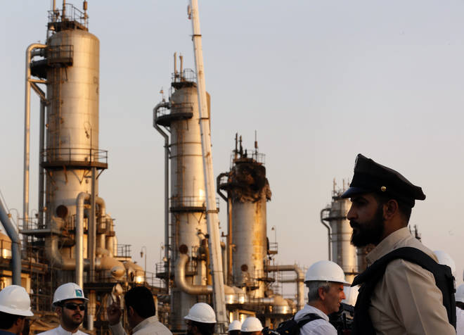 The USA believes Iran is responsible for the attacks on the Saudi oil facility