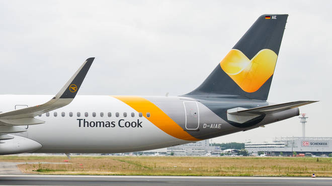 Thomas Cook will meet with shareholders later today